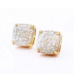 kate spade Jewelry - Kate Spade Opal Glitter & Glee Earrings